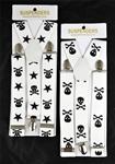 White-Large-Skull-Crossbones-Suspenders