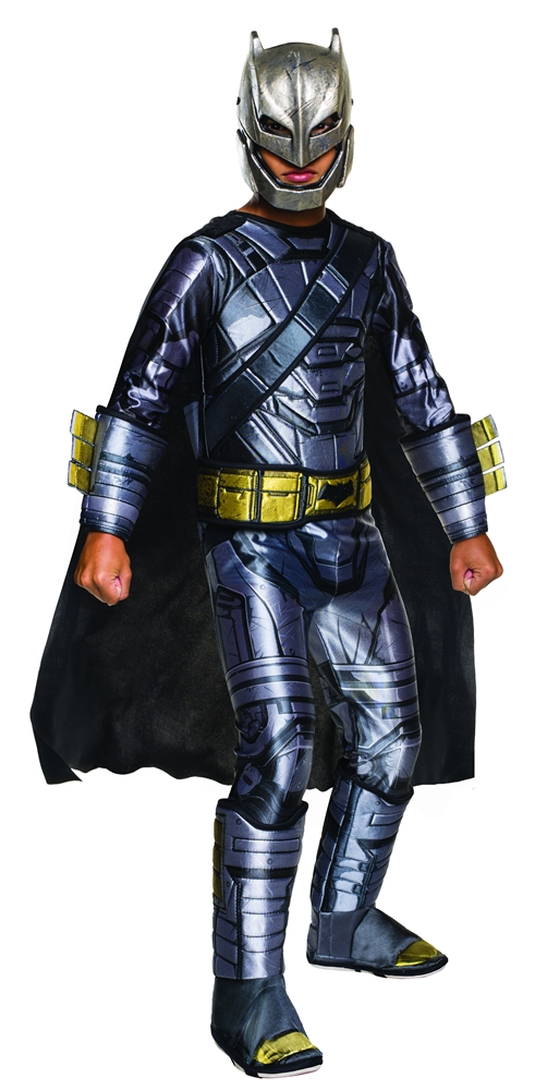 Batman v Superman Deluxe Armored Batman Child Costume