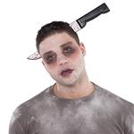 Knife-Through-Head-Headband