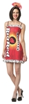 Wrigleys-Big-Red-Gum-Adult-Womens-Dress