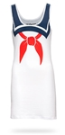 Ghostbusters-Marshmallow-Man-Adult-Womens-Tank-Dress