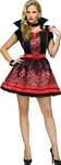 Vampiress-Smock-with-Collar-Instant-Costume