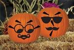 Halloween Pumpkin & Carving Kits via Trendy Halloween