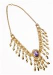 Desert-Princess-Golden-Necklace