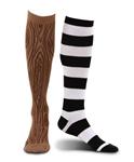 Pirate-Mismatched-Adult-Knee-High-Socks