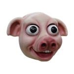 Excited-Piggy-Mask