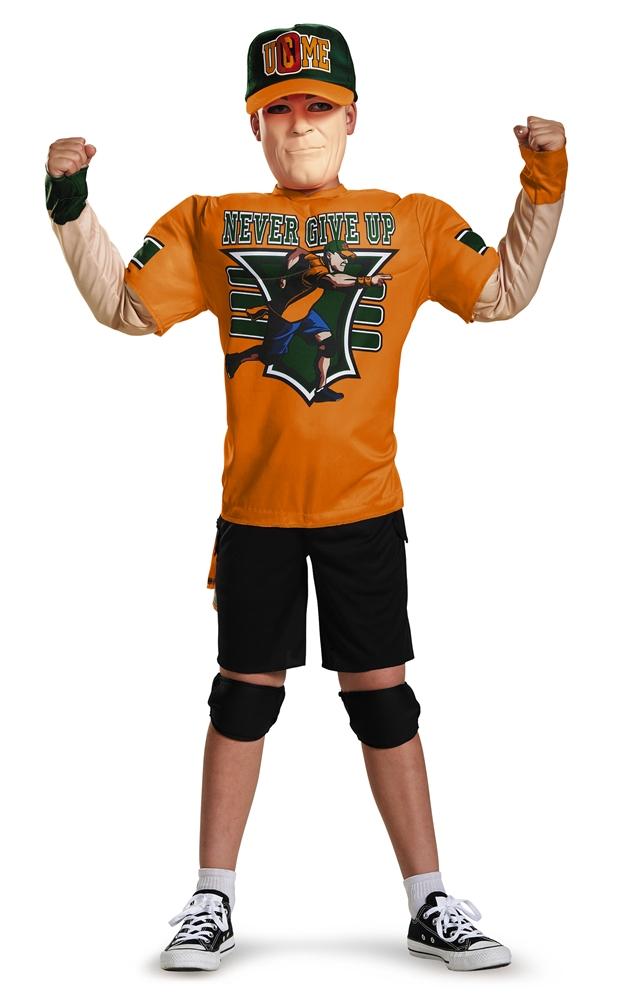 wwe john cena muscle child costume