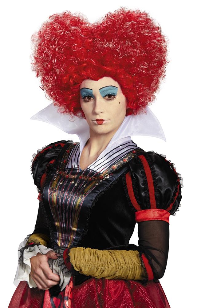 Red Queen Deluxe Adult Wig