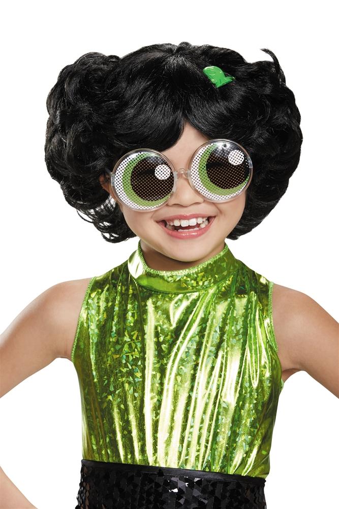 Powerpuff Girls Buttercup Child Wig