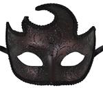 Burgundy-Swirl-Masquerade-Mask
