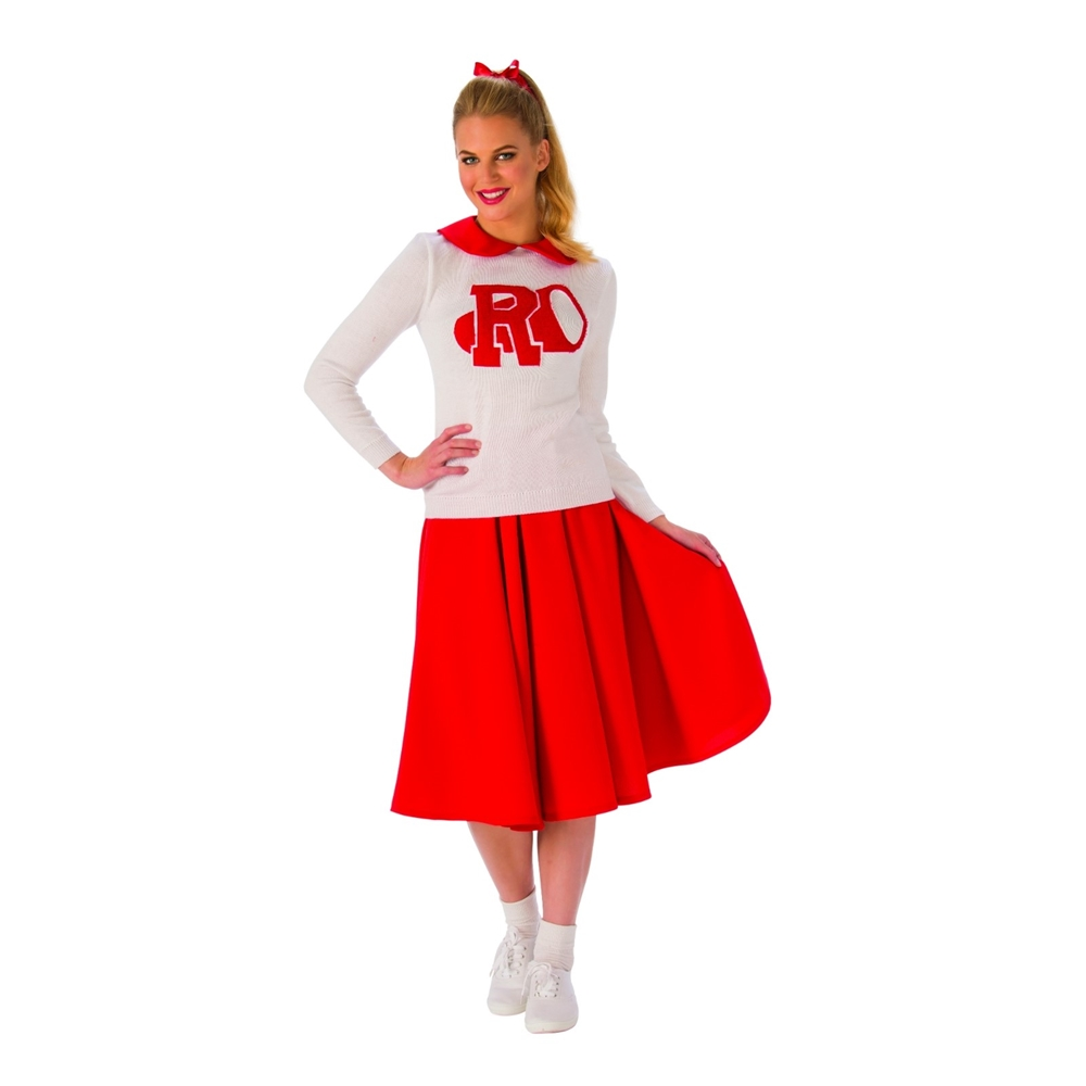 Grease Rydell High Cheerleader Adult Womens Costume