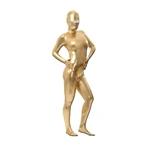 Gold-Adult-Unisex-Skin-Suit
