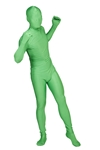 Green-Adult-Unisex-Skin-Suit