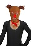 Reindeer-Luchador-Mask