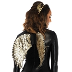 Gold-Sequin-Wings