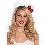 Hello-Kitty-Lace-Headband