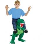T-Rex-Piggyback-Child-Costume
