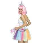 Unicorn-Queen-Headband-Tail-Set