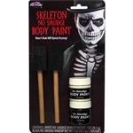 Skeleton-No-Smudge-BlackWhite-Body-Paint-Set