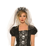 Day-of-the-Dead-Skull-Mantilla-Veil