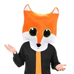 Fox-MASKot-Head
