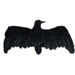 Hanging-Black-Crow