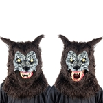 Brown-Werewolf-Animated-Mask