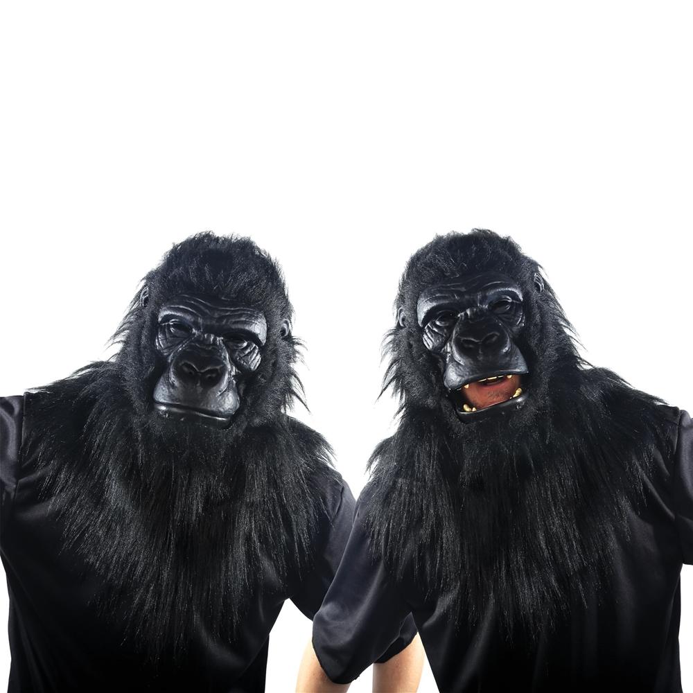 Gorilla Animated Mask