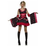 Goth-Geisha-Juniors-Costume