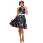 Hot-50s-Polka-Dot-Adult-Womens-Costume