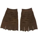 Brown-Cut-Up-Fingerless-Gloves