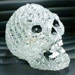 Skeleton-Acrylic-Head-with-LED-Light-6in