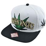 Chronic-Leaf-Snapback-Cap