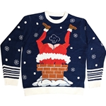 Gassy-Santa-Adult-Ugly-Christmas-Sweater-with-Sound