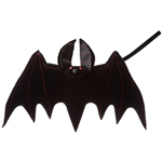 Bat-Clutch-Purse