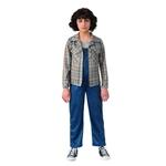 Stranger-Things-Plaid-Eleven-Child-Shirt