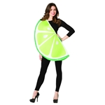 Lime-Slice-Adult-Unisex-Costume