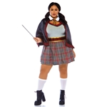 Spellbinding-School-Girl-Adult-Womens-Plus-Size-Costume