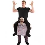 Zombie-Piggyback-Adult-Unisex-Costume