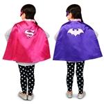 Supergirl-Batgirl-Reversible-Child-Cape