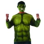 Avengers-Infinity-War-Hulk-Adult-Mens-Shirt-Mask