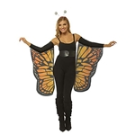 Black-Orange-Butterfly-Fantasy-Sleeves