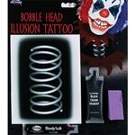 Bobble-Head-Illusion-Tattoo-Kit