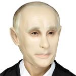 Political-Pundit-Putin-Mask
