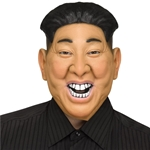 Political-Pundit-Kim-Mask