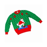 Toilet-Santa-Child-Ugly-Christmas-Sweater