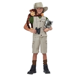 Wildlife-ExpertArchaeologist-Child-Costume