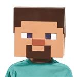 Minecraft-Steve-Child-Half-Mask