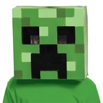 Minecraft-Creeper-Child-Half-Mask