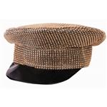 Gold-Disco-Officer-Hat